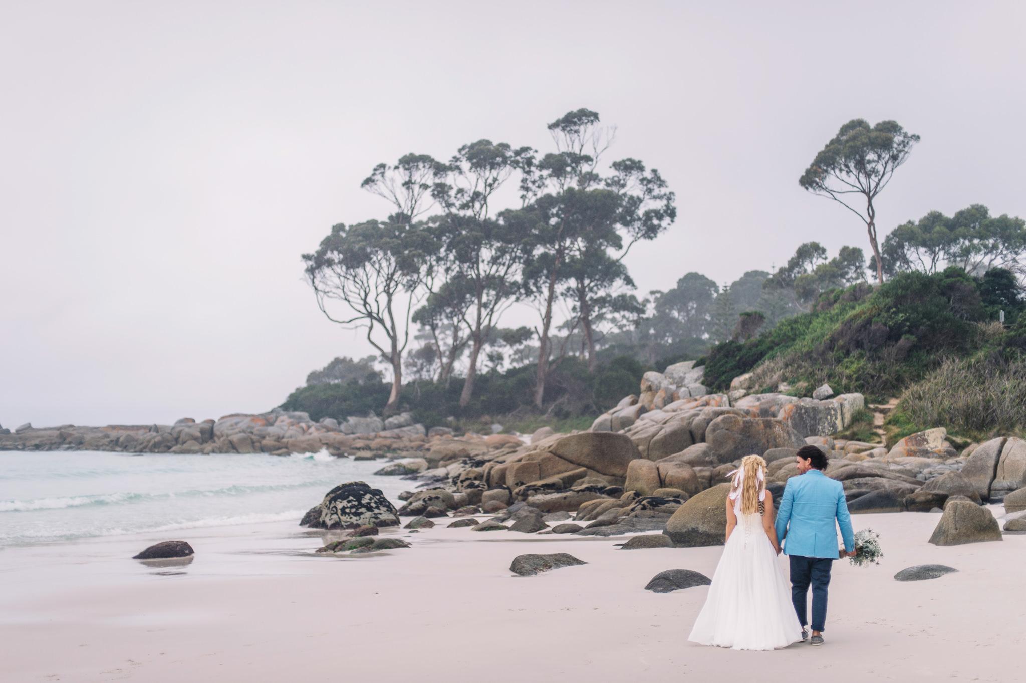 Tasmanian Wedding